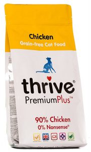 High Meat Content Dry Cat Food Uk
